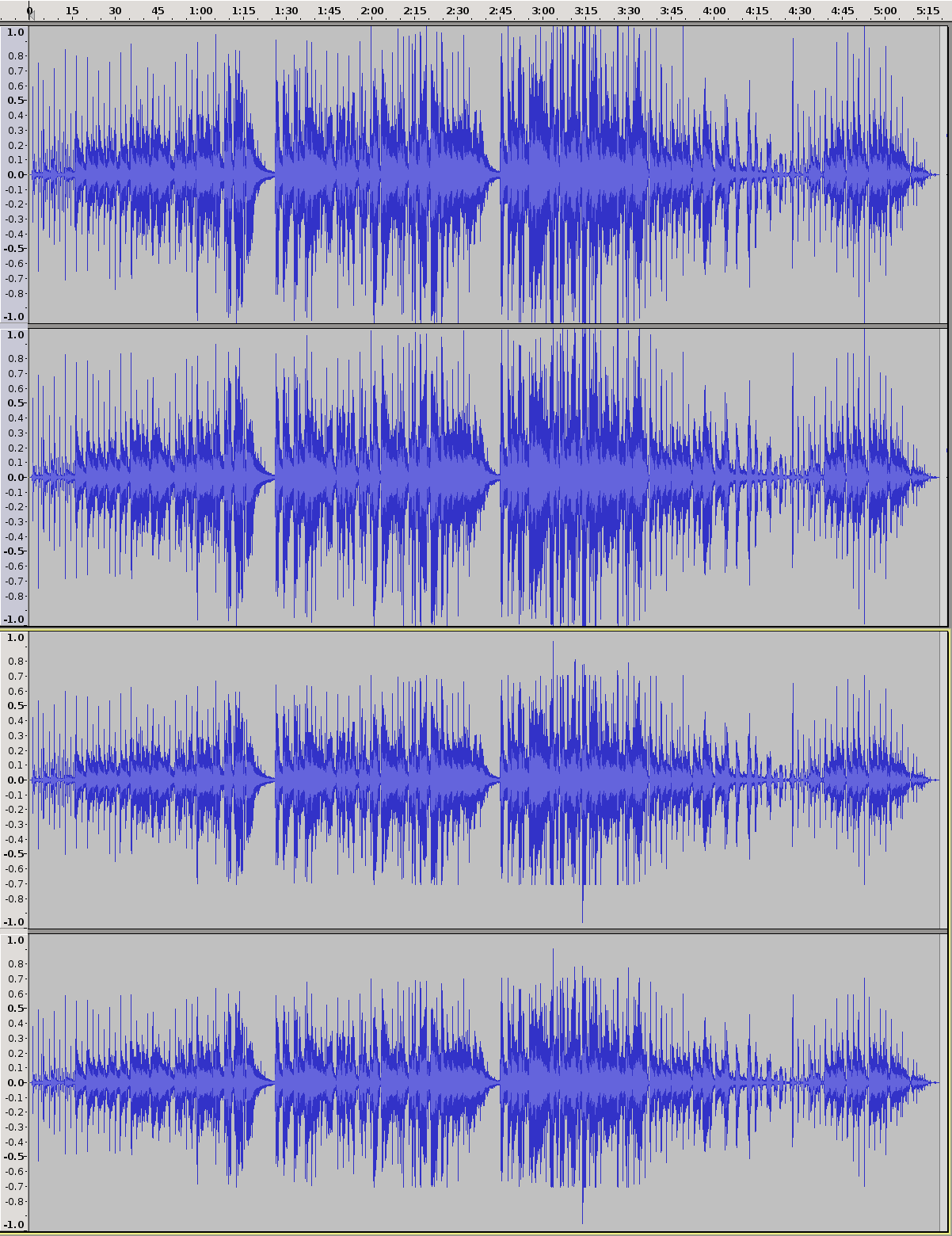 An experiment in repairing clipped audio - TR Forums